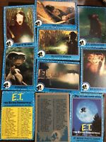 vintage 1982 Topps - E.T. Movie Trading Cards You Pick Three