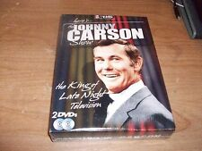 Here's The Johnny Carson Show: The King of Late Night TV (2 DVDs 2011) NEW