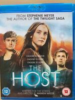 The Host Blu-Ray 2013 Stephanie Meyer Adolescente Sci-Fi Film con Saoirse Ronan