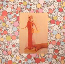 Nostalgic Barbie Vintage POSTCARD #1366 Free Moving Barbie 1975 MINT