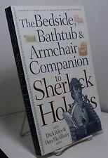 Bedside, Bathtub & Armchair Companion to Sherlock Holmes by Riley & McAlister