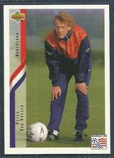 UPPER DECK WORLD CUP USA 1994- #148-NEDERLAND/HOLLAND-PETER VAN VOSSEN