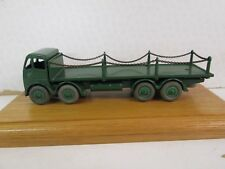 Dinky Supertoys. Foden with Chains. Green. No 905