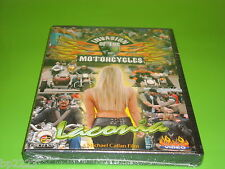 INVASION OF THE MOTORCYCLES-LACONIA, NH-FULL THROTTLE VIDEO  DVD, NEW-FREE S&H