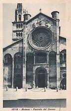 MODENA - Facciata del Duomo - DIENA 1933
