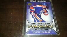 2005-06 Upper Deck All-Time Greatest Finalist WAYNE GRETZKY #23