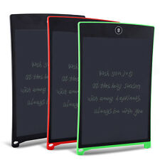 12/8.5 Inch LCD Writing Board Paperless LCD Writing Tablet Office School CT