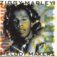 Ziggy Marley & The Melody Makers Conscious party (1988) [CD]