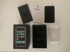 iphone 2g 1st generation 16gb box only / boite / verpakking