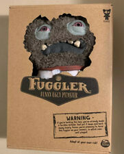 Fuggler Funny Ugly Monster MRS McGETTRICKS Straight Jacket Plush Spin Master