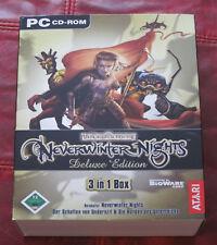 Neverwinter Nights - Deluxe Edition (PC, 2004, DVD-Box) - Big Box