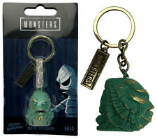 Creature From The Black Lagoon Head Sculpted Metal Keychain 05CFE03