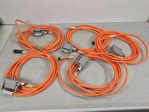 LI769 Rexroth Servo Motor Encoder Kabel INK0670 5 Stck.