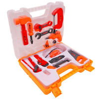 Werkzeug Kinder Spielzeug Werkzeugkoffer Werkzeugkasten Handwerker Rollenspiel