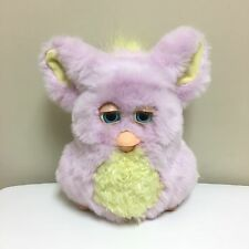 PINK FUNKY FURBY 2005 2006 KAWAII CUTE PLUSH TALKING TOY BEAR