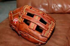 "Rawlings 13"" Century C 100 - XL Fully Conditioned. Leather Softball Glove"