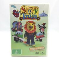 Driver Dan's Story Train (DVD, 2011) PAL Region 2&4 In Like New Condition