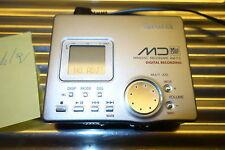 AIWA MD AM F5  Silber Minidisc ( 371) Disc Error . Lesefehler