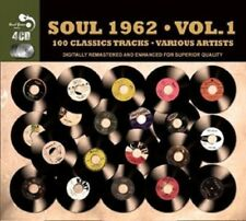 SOUL 1962 4 CD NEU BOX-SET THE NUGGETS/JACKIE WILSON/SAM COOKE/CARLA THOMAS
