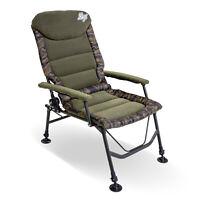Lucx® Anglerstuhl Like A Big Boss Angelstuhl Carp Chair Karpfen Stuhl