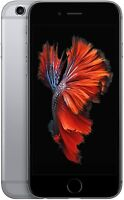 Apple UNLOCKED Iphone 6s Smartphone - Unlocked for all Carriers 128GB Space Gray