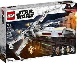 LEGO75301 Star Wars Luke Skywalker's X-Wing Fighter, Brand new