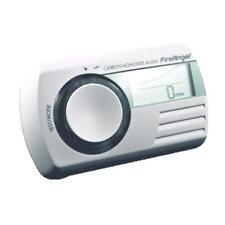 FireAngel CO-9DE Kohlenmonoxidmelder | batteriebetrieben, 85dB Alarmgeber, LCD-