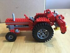 Lego 851 used Technic Red tractor. Free postage in the UK