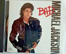 Bad by Michael Jackson (CD, 1997, Epic) With Manual Excellent Condition