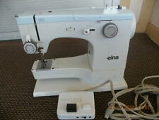 "SEWING MACHINE ""ELNA"" MODEL-SU"