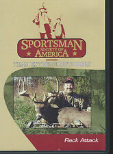 Sportsman Society Of America RACK ATTACK (DVD, 2005) Extreme Outdoors