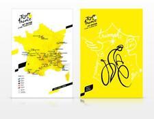 TOUR DE FRANCE 2020 SET OF 2 OFFICIAL POSTERS EGAN BERNAL NICE DEPART TEAM INEOS