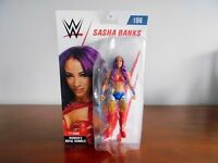 WWE Sasha Banks Series 96 Wrestling Action Figure 2018 NIP 7 in Tall Ages 6+