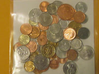 World Coins,  50 coins from 50 Countries,  nice coin lot, coin set take a look!!