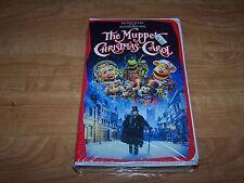The Muppet Christmas Carol VHS