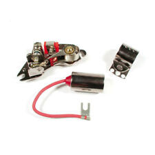 Accel Ignition Contact Set and Condenser Kit 8104ACC; Heavy Duty for 56-74 Chevy