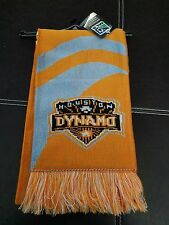 Houston Dynamo Scarf Team Soccer Championship Official Licensed Authentic New