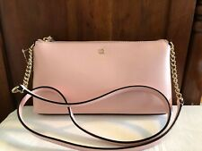 Authentic NWT Kate Spade Weller St Pink Leather Shoulder Purse