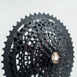 MTB 12 Speed Cassette 12s  bike freewheel Black fit SRAM XD freehub 9-50T ZRACE