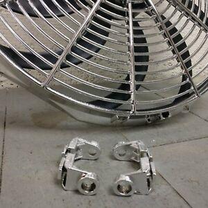 2013 Chevrolet Orlando 16 Inch Chrome Radiator Fan cooling s blade gpi 12v