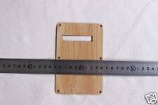 New electric guitar Cavity Cover Back plate Ash wood Strong light #1860+