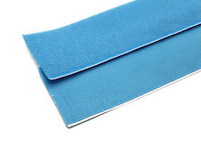 Very Strong blue adhesive Hook and Loop 75mm wide 1M ideal 4 batteries receivers