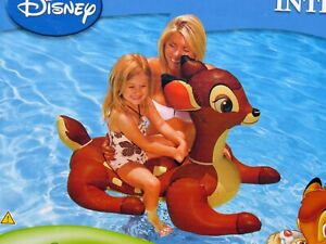 Inflatable Bambi Ride-on by Intex #56555