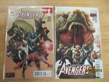 AVENGERS MILLENNIUM 1-4 SET - MARVEL High Grade Comic Book PA2-16