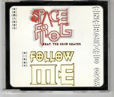 (HI196) Space Frog ft The Grim Reaper, X-Ray (Follow Me) - 1997 CD