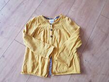 Mini Boden Strickjacke 92/ 98 2-3 Jahre gelb