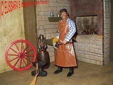 Lone Ranger - Butch Cavendish als HUFSCHMIED - Gabriel Toys - Marx  - Big Jim