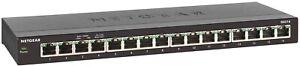 NetgearGS110TP 8-port Gigabit / Fibre Channel Switch - 8xPOE + 2x SFP