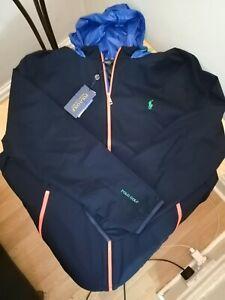 Polo Ralph Lauren Water Repellent Golf Jacket, New Size Xl