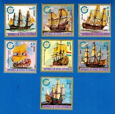 Equatorial Guinea Ancient Ships on Stamps MNH Year 1978 Africa
